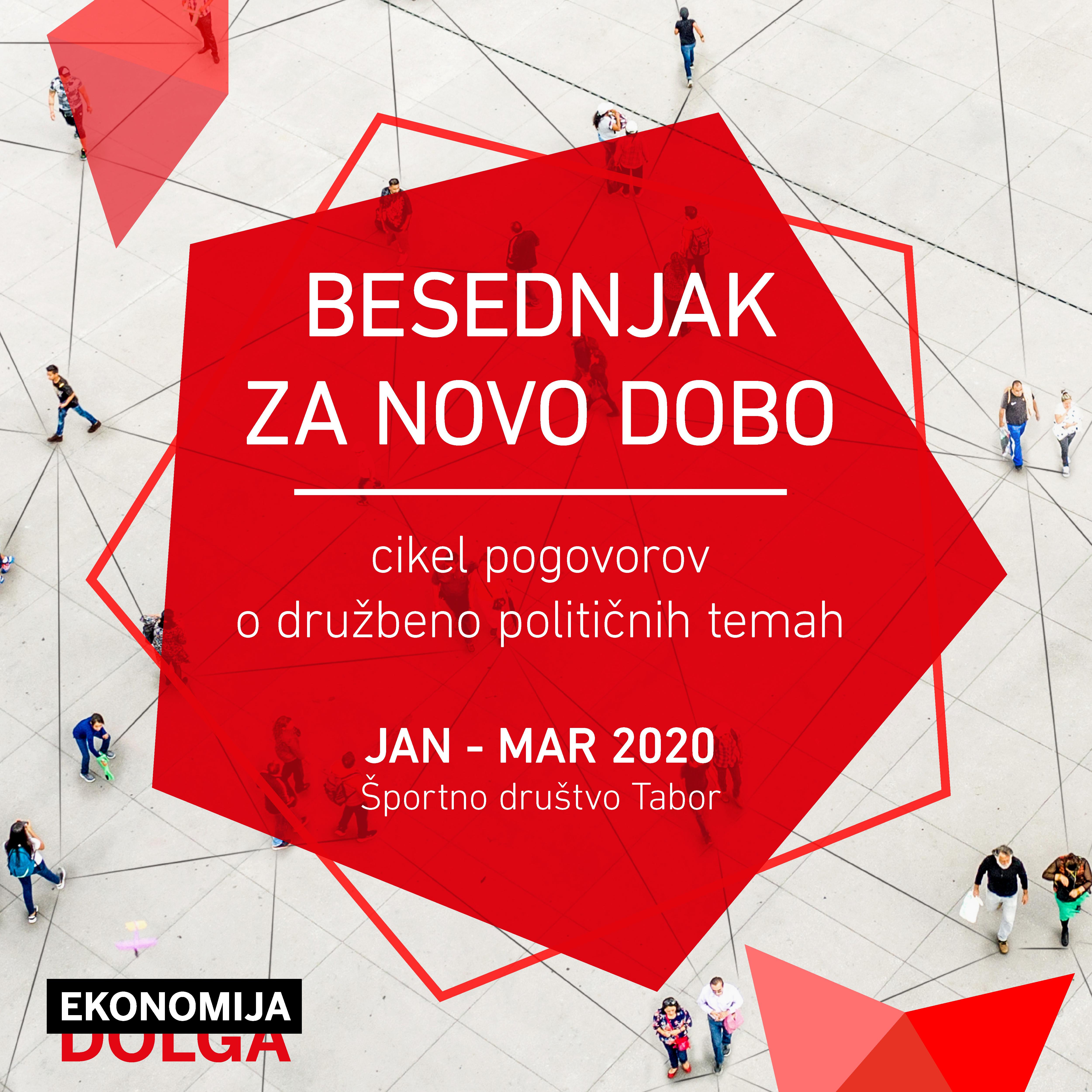 Enabanda - besednjak za novo dobo - osnovni banner - socialna omrežje FB - 1200x1200 - post